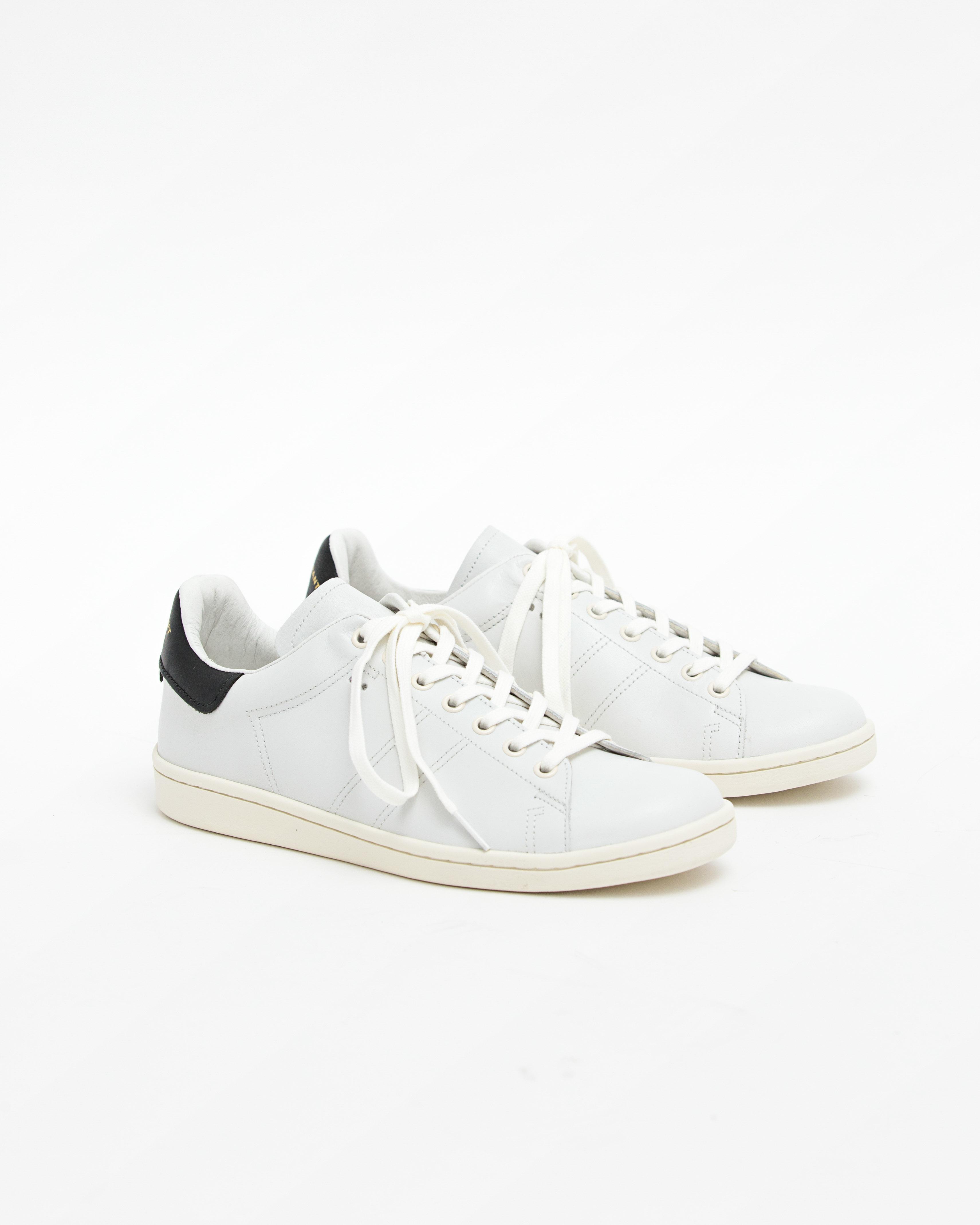 Isabel Marant Etoile 3 - Bart Sneaker - White