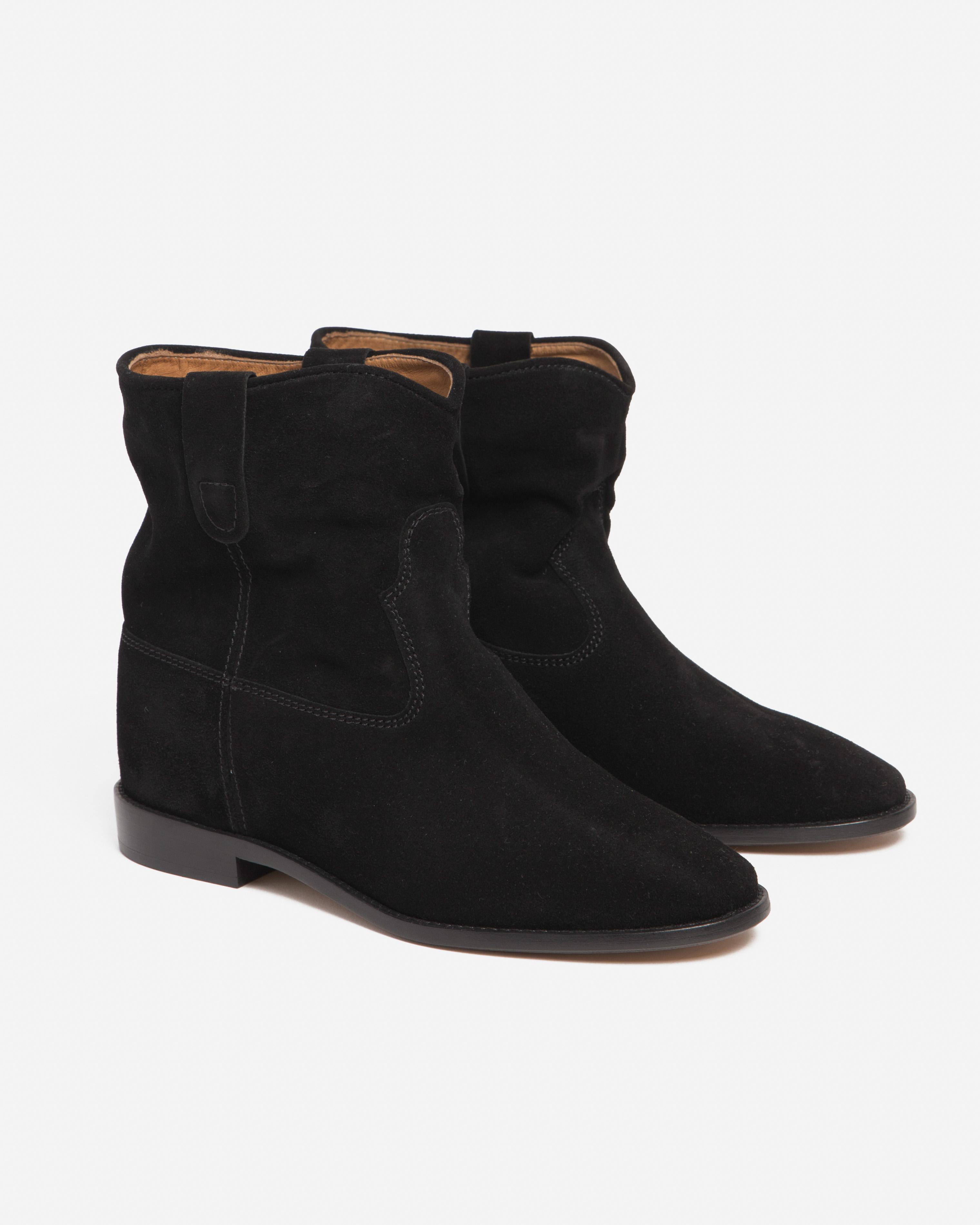 Isabel Marant Etoile 4 - Crisi Boot - Black