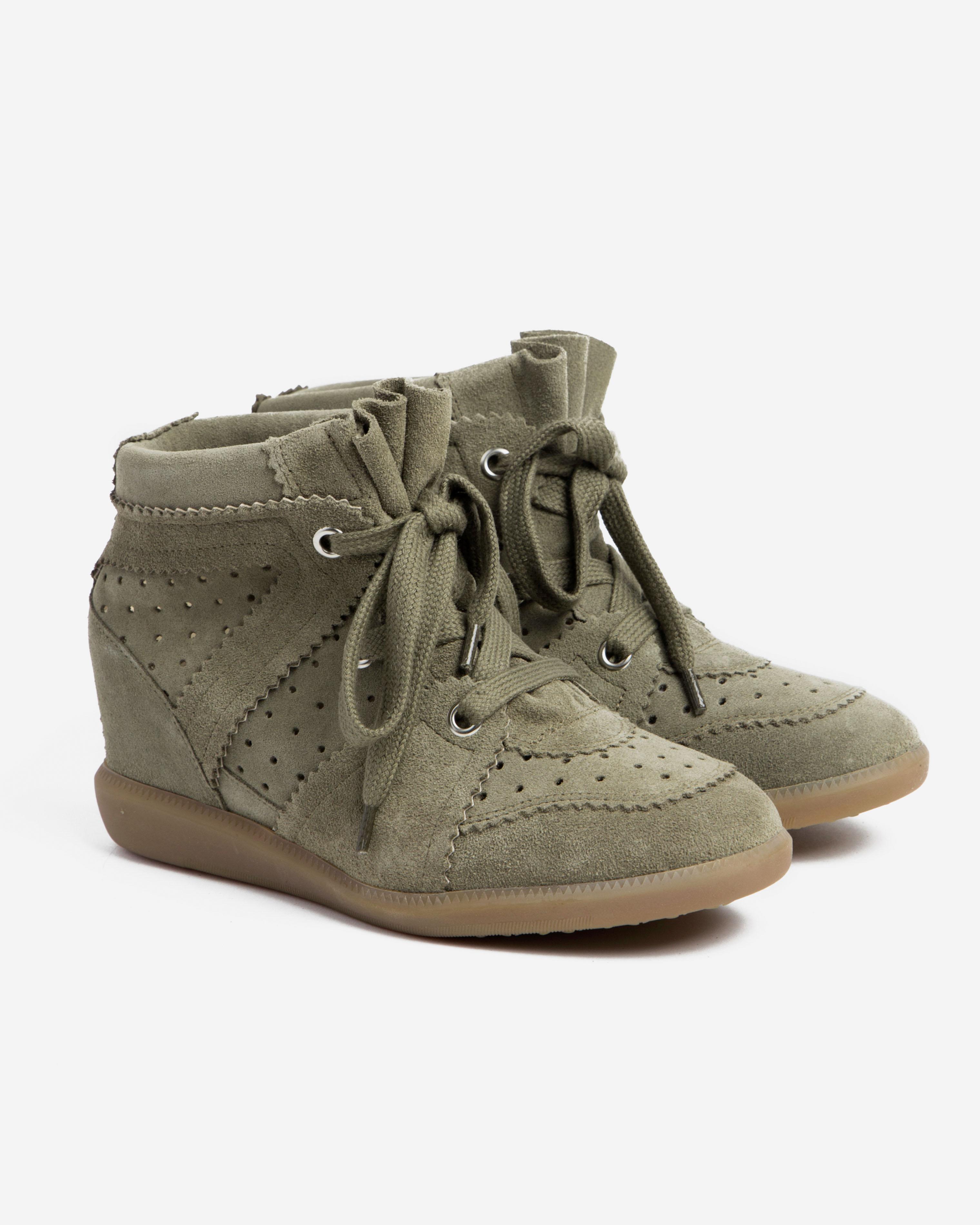 Isabel Marant Etoile 6 - Bobby Sneaker - Taupe