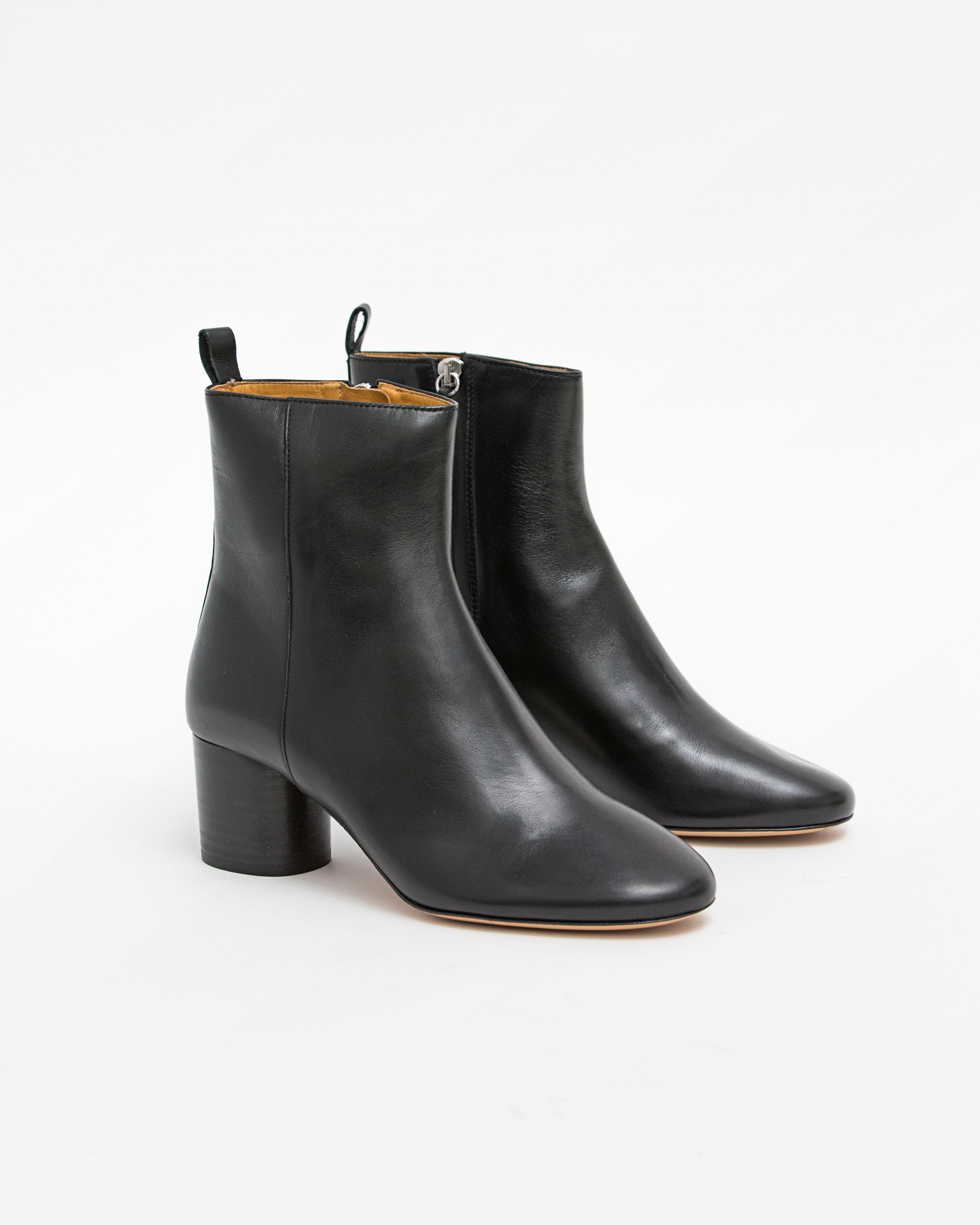 Isabel Marant Etoile 6 - Deyissa Ankle Boot - Black