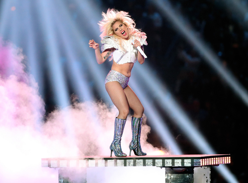 Lady Gaga slayed at the Superbowl, despite body shamers online.  She also announced her Joanne world tour, and a guest-judging gig on RuPaul's Drag Race.