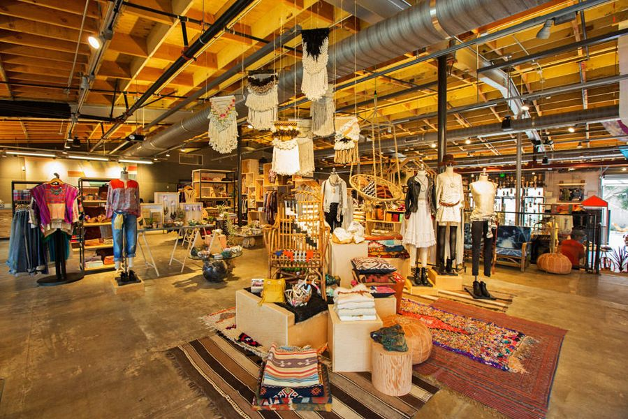 Urban Outfitters' shares have dropped in by more that 12%, after their figures for the last quarter revealed lower than expected sales results.