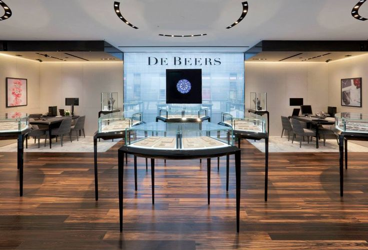 De Beers have purchased back the 50% stake that LVMH previously owned, during their bid for retail success.