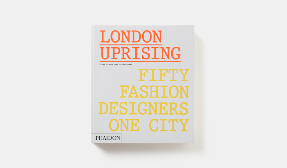 "Fashion figures emerged to celebrate the launch of ""London Uprising,"" a book by Tania Fares and Sarah Mower that showcases fifty talented designers based in London."