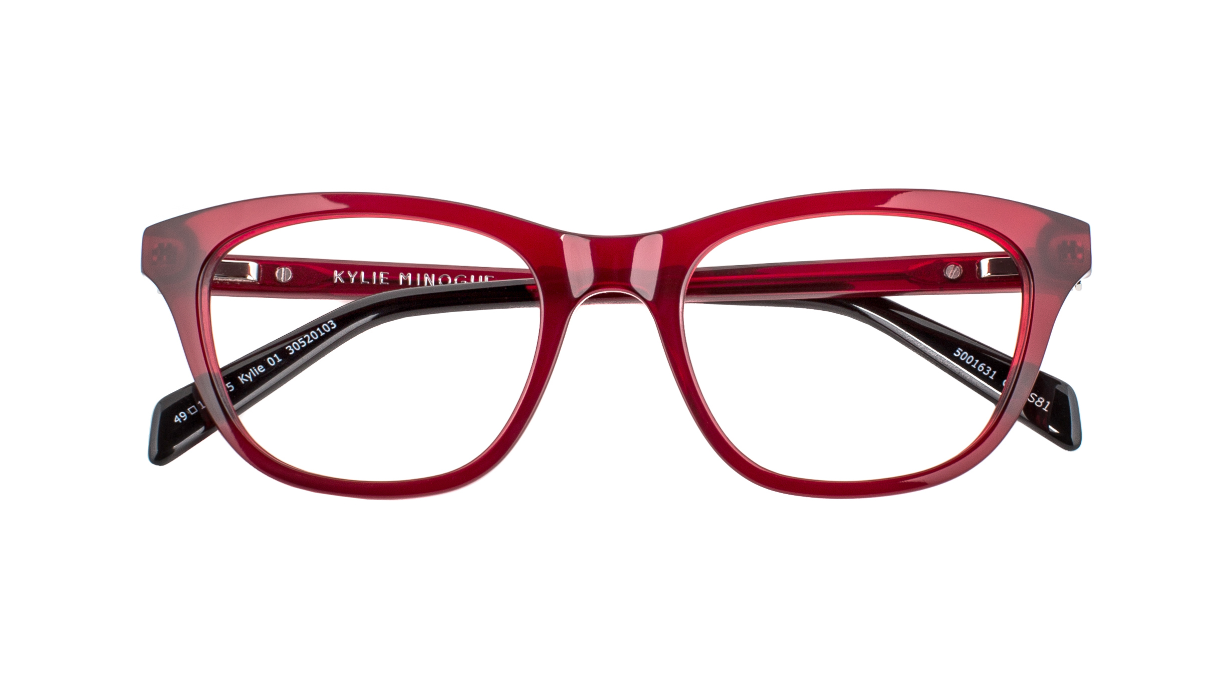 Kylie Minogue Eyewear_Kylie 01_SKU 30520103_RRP 2 pairs from $369