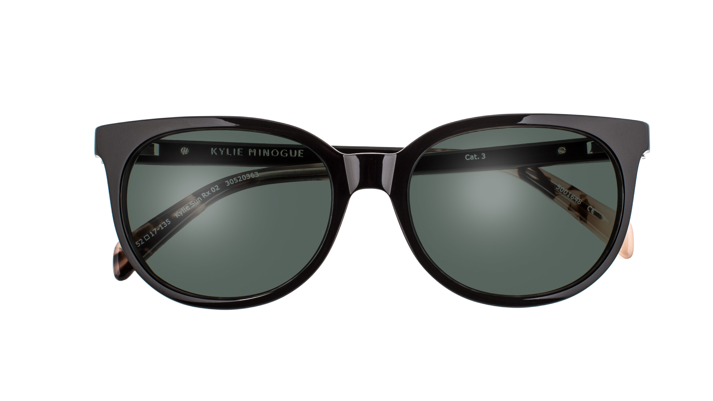 Kylie Minogue Eyewear_Kylie SUN RX 02_SKU 30520363_RRP 2 pairs from $369
