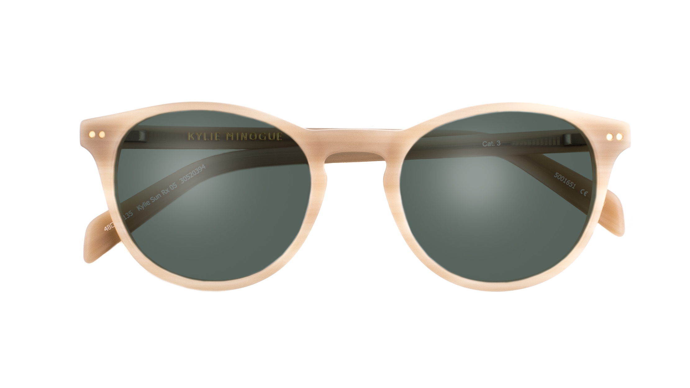 Kylie Minogue Eyewear_Kylie SUN RX 05_SKU 30520394_RRP 2 pairs from $299