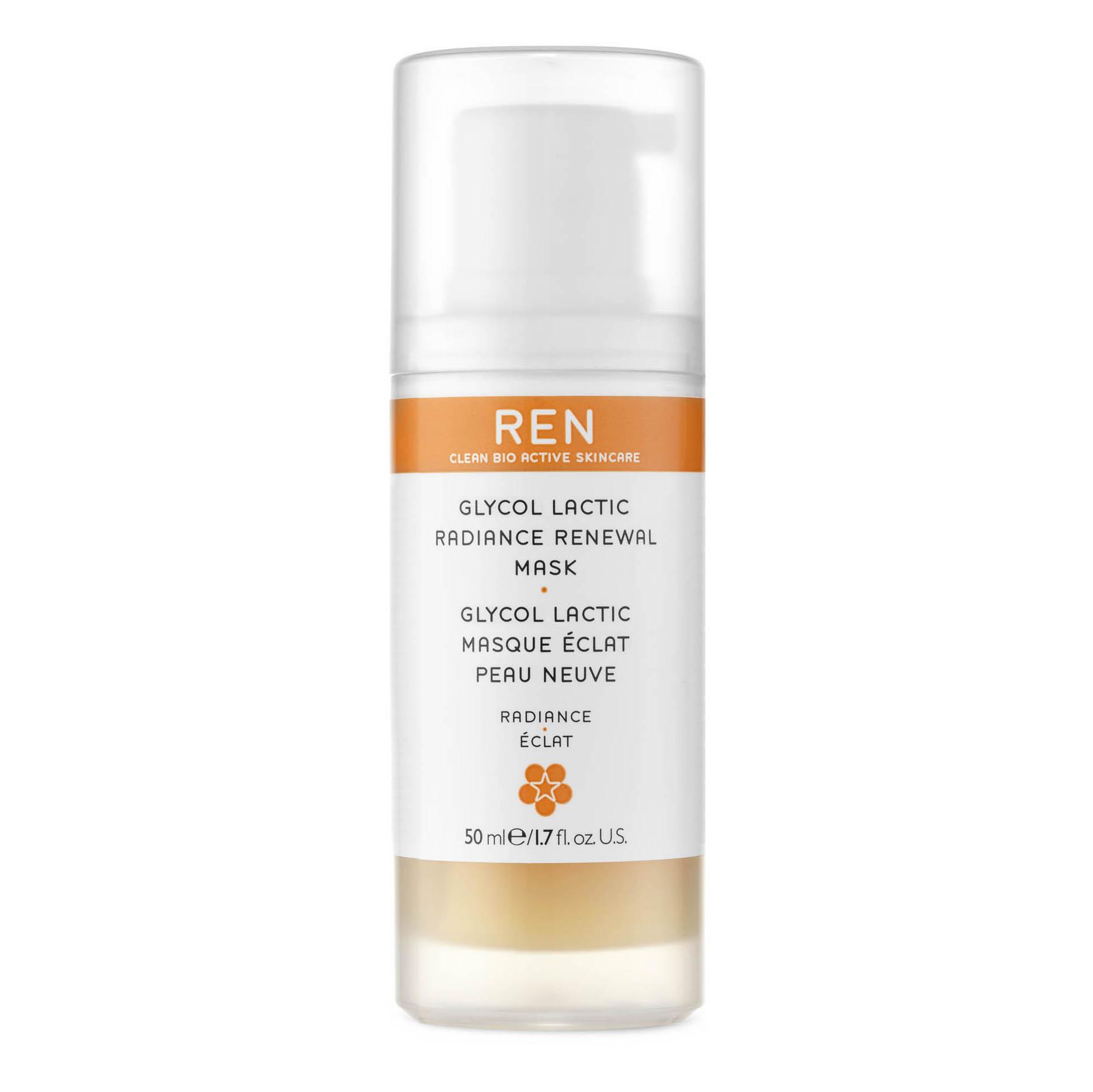 REN Glycol Lactic Skin Renewal Peel Mask (MECCA)