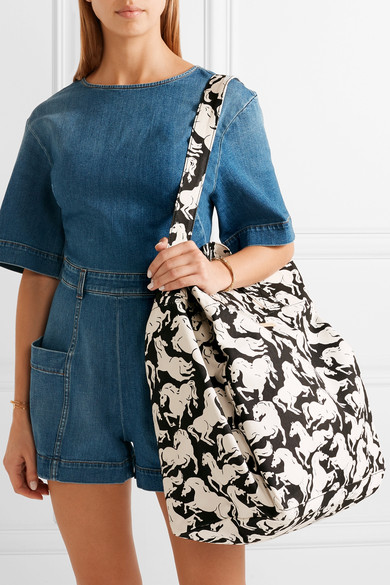 Stella McCartney Iconic Prints Tote