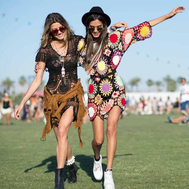 Coachella music festival is taking legal action against Urban Outfitters due to their unauthorised use of their name on clothing items.