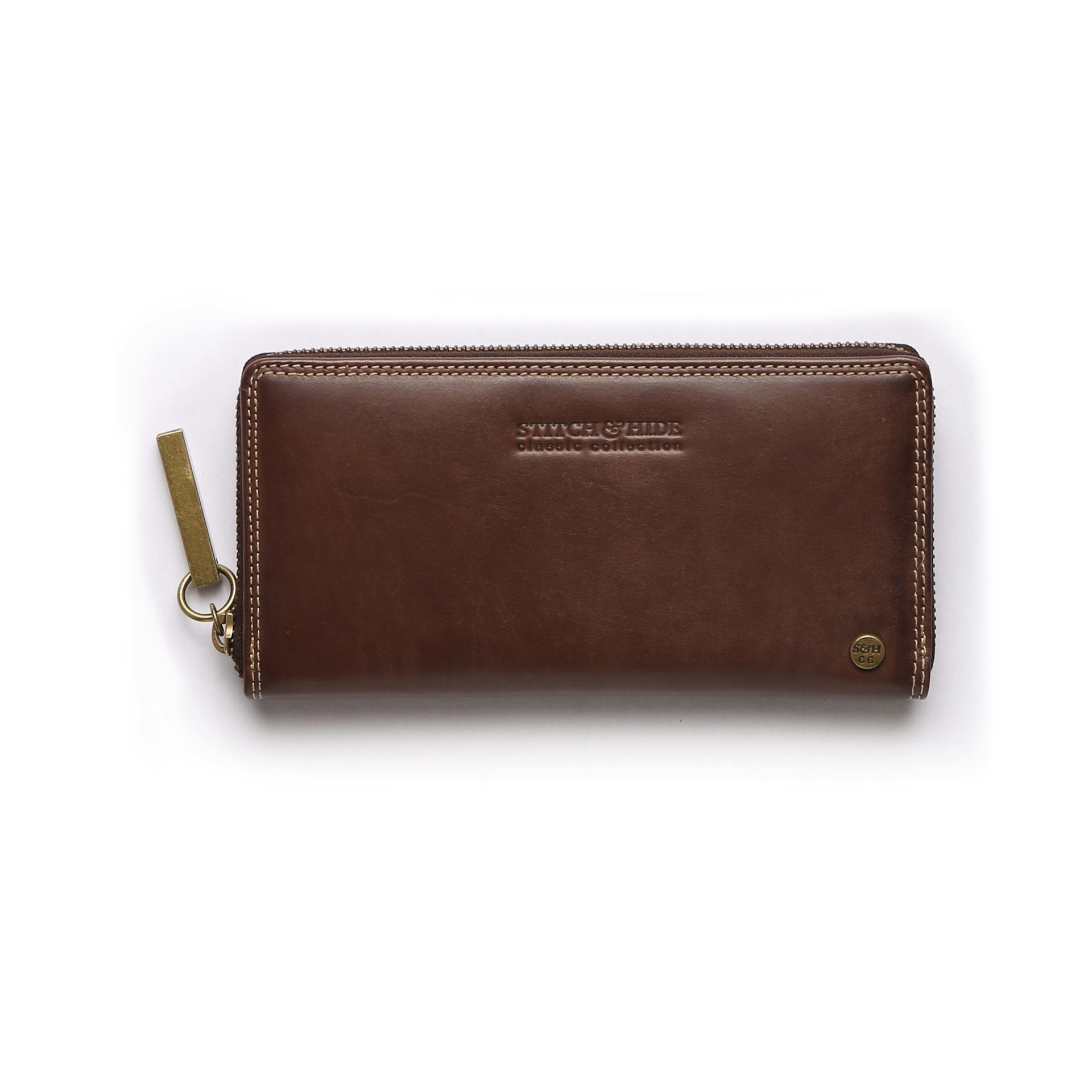 72dpi-2133406f02-SandH_CHRISTINA_WALLET_CHOCOLATE_FRONT