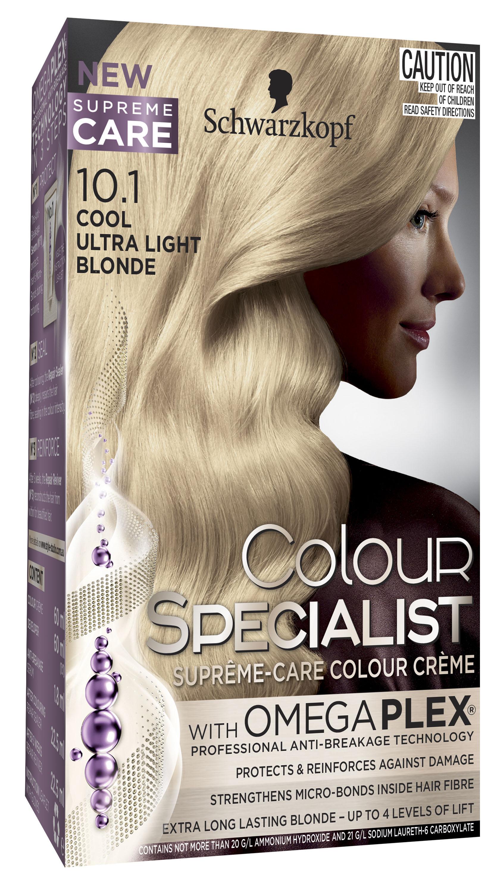 Colour Specialist 101 Cool Ultra Light Blonde 3D LF-0040881