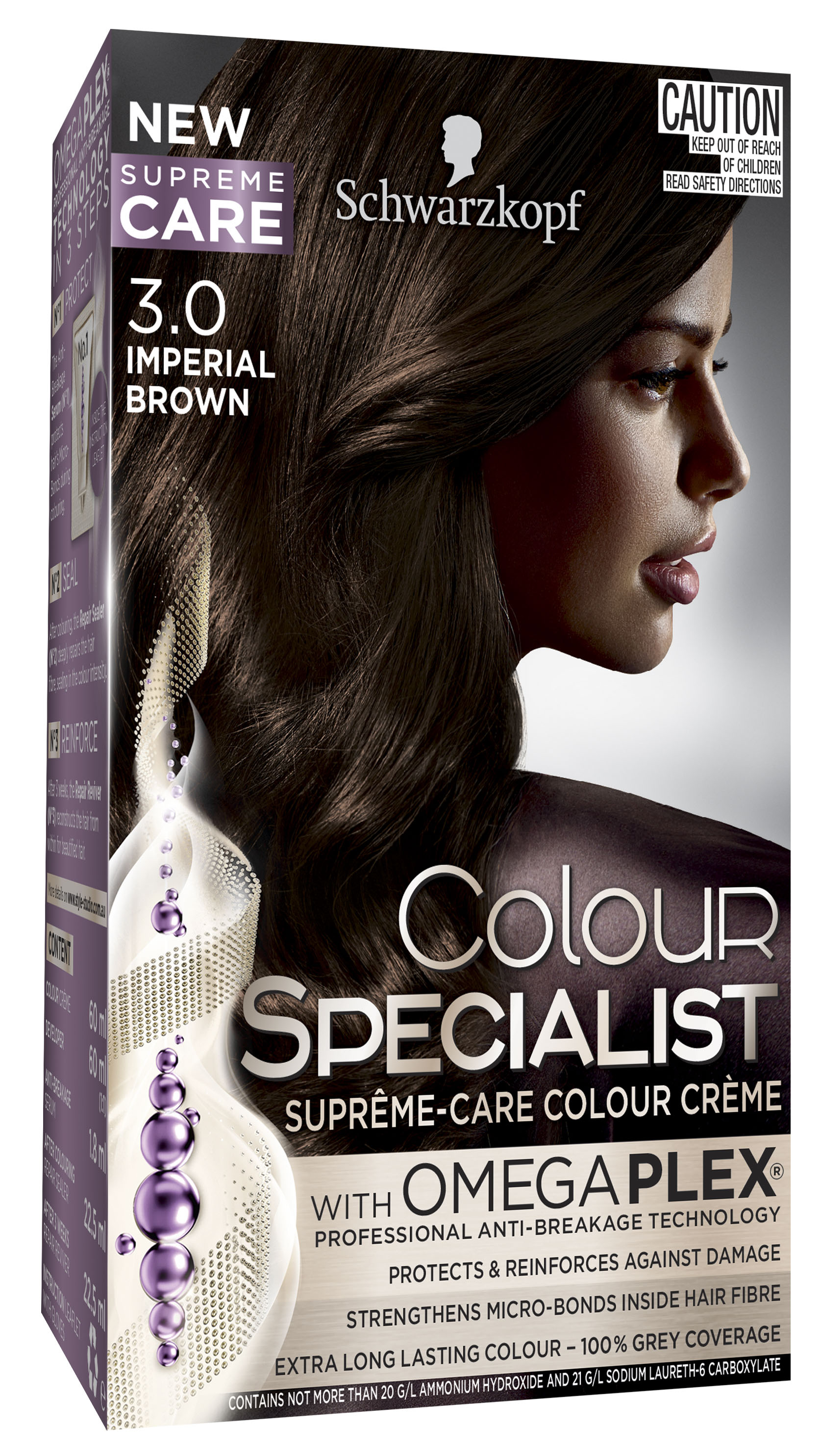 Colour Specialist 30 Imperial Brown 3D LF-0040882