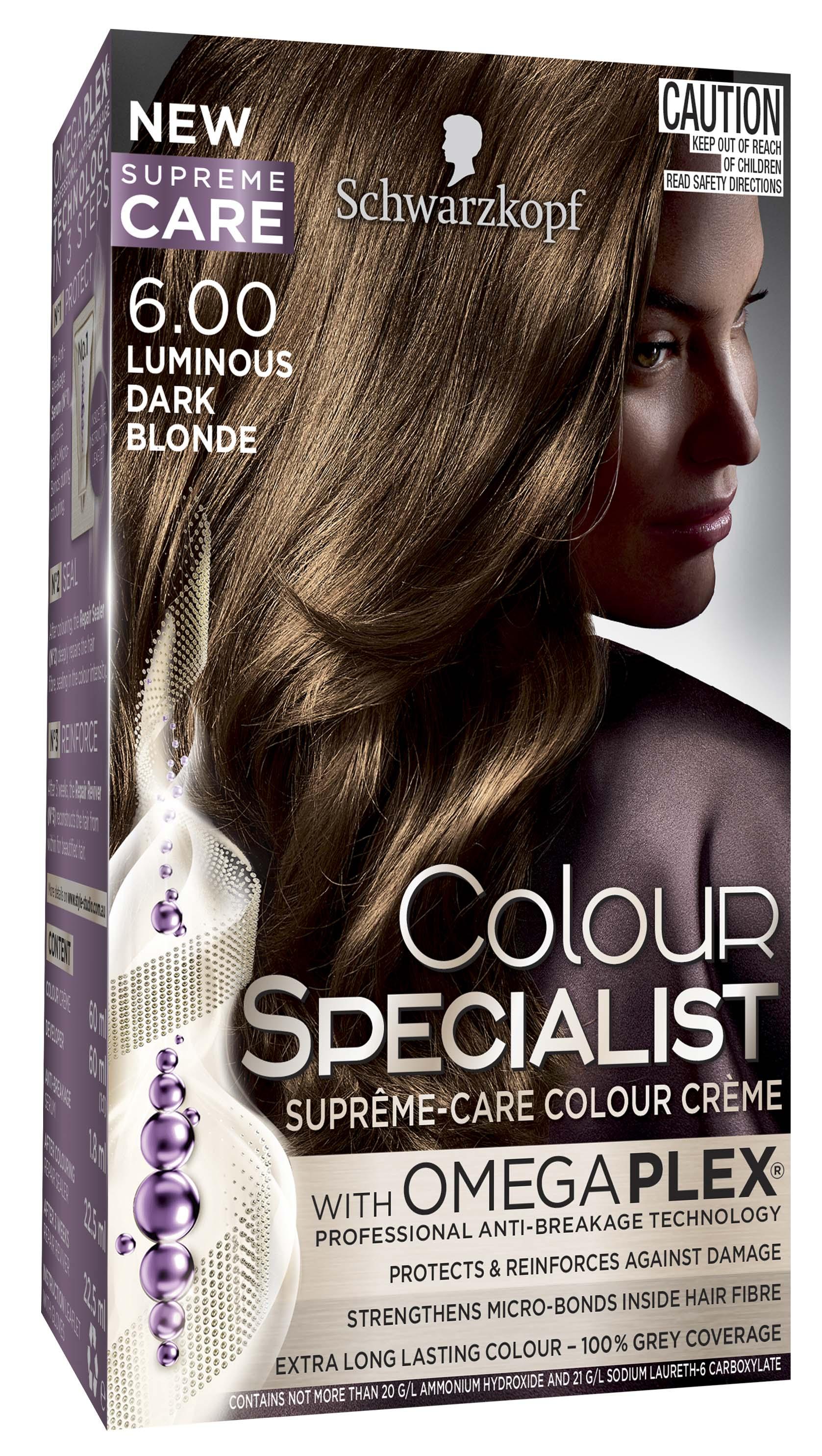 Colour Specialist 600 Luminous Dark Blonde 3D LF-0040886