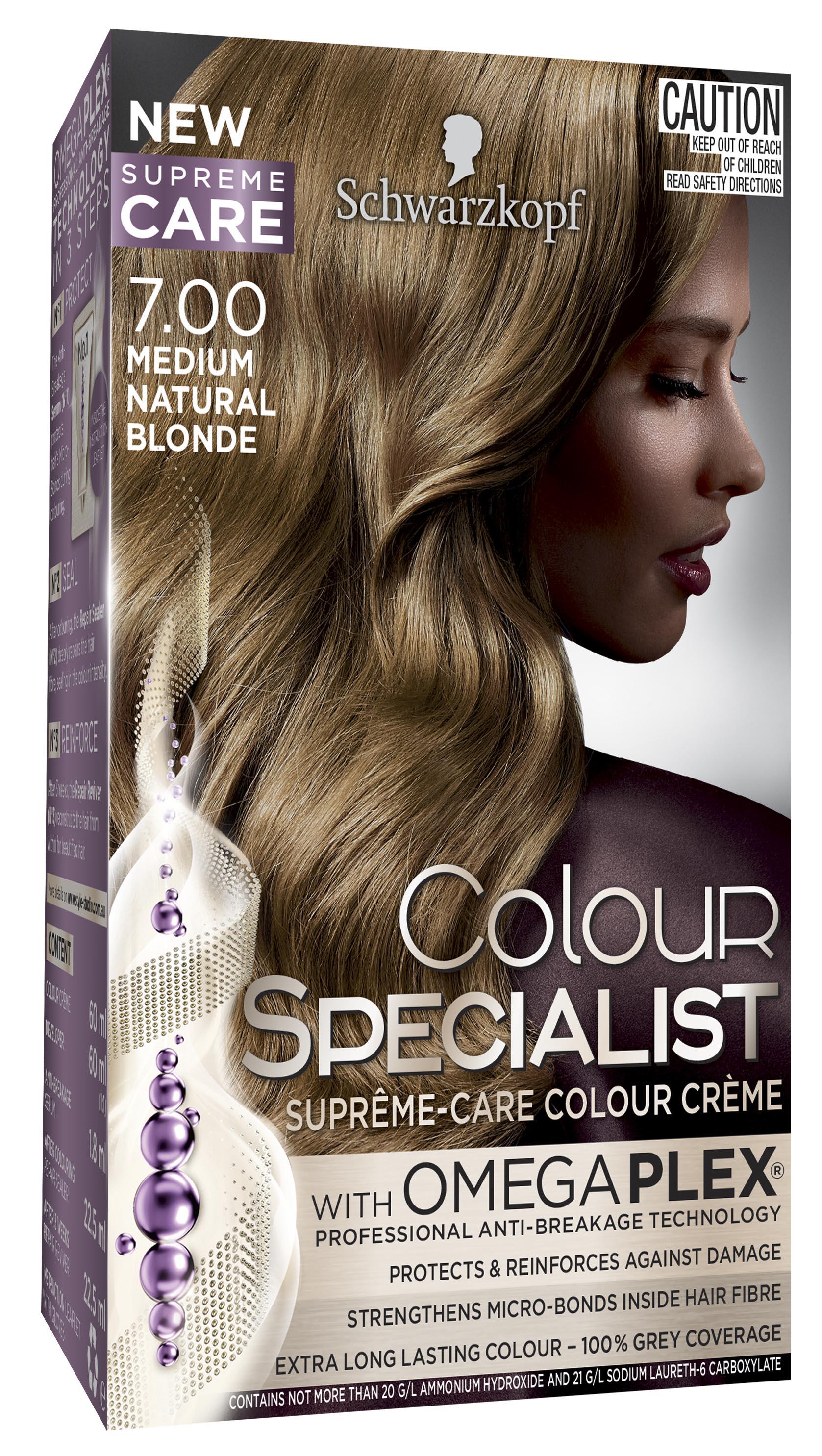 Colour Specialist 700 Medium Natural Blonde 3D LF-0040888