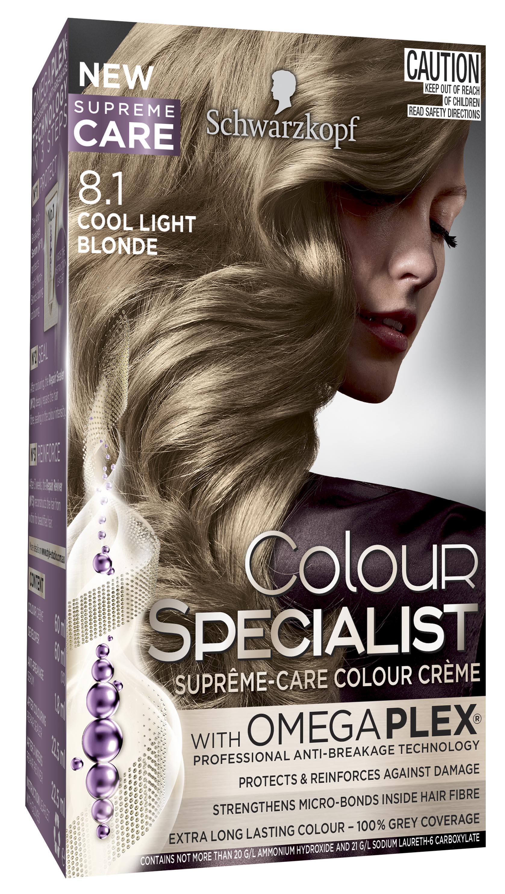 Colour Specialist 81 Cool Light Blonde 3D LF-0040889