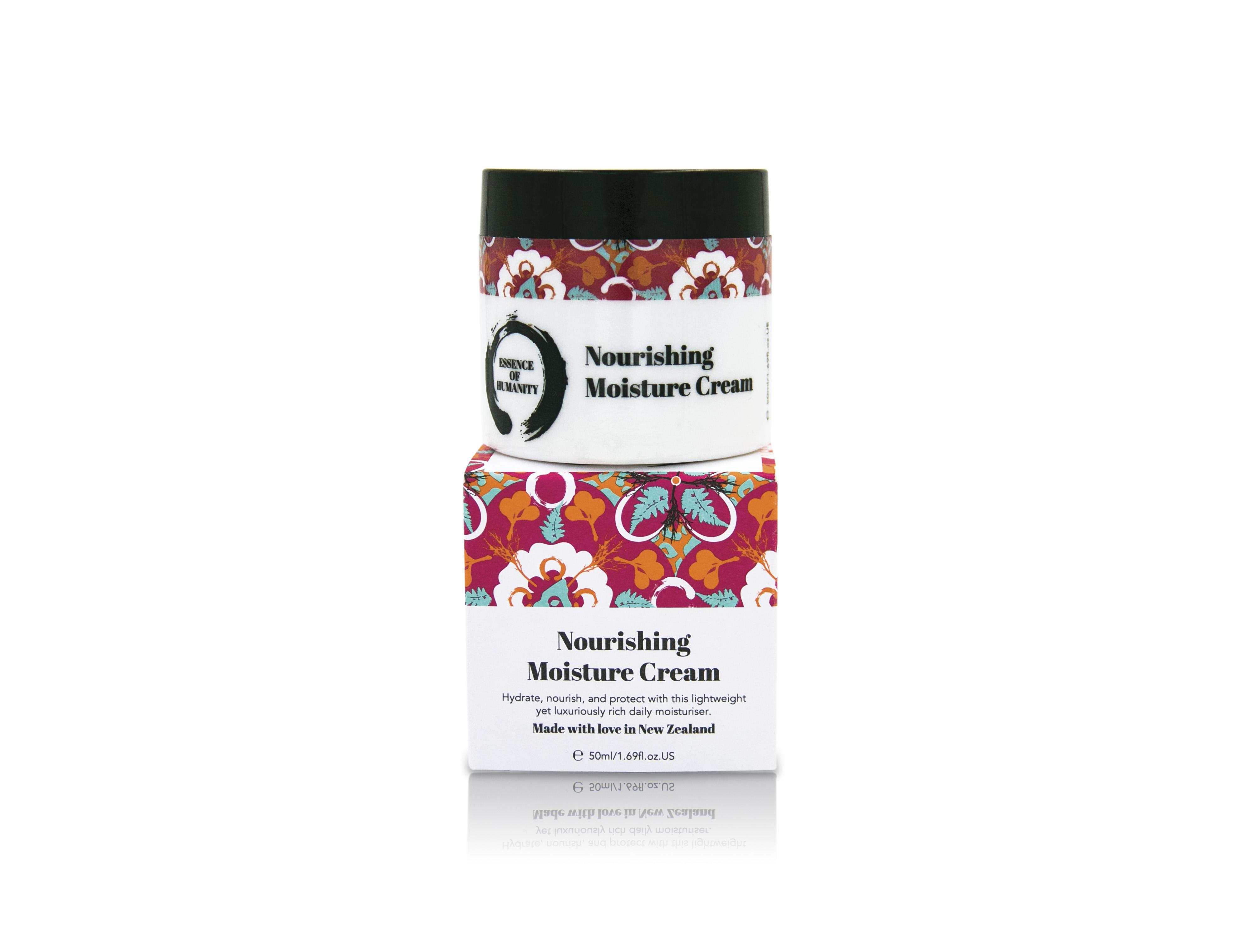 Nourishing Moisture Cream Box 1 CMYK