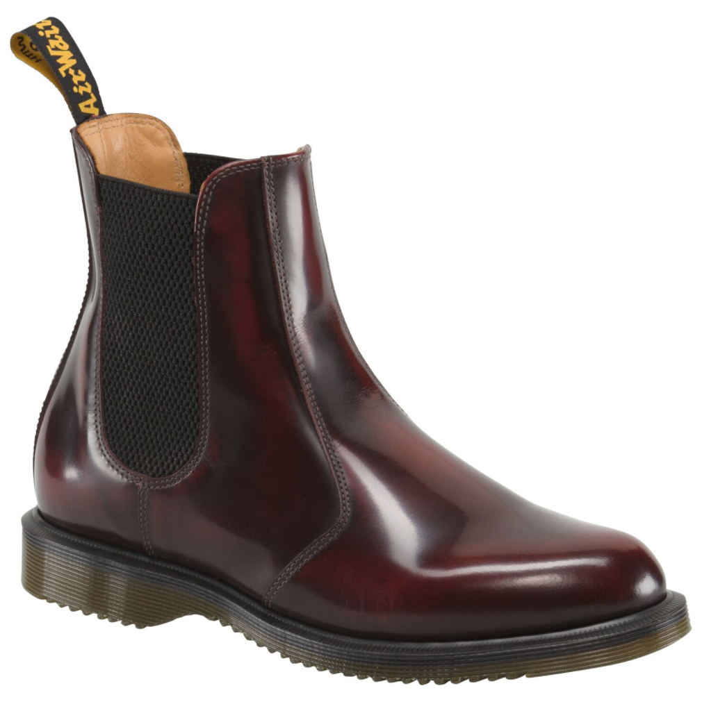 Flora Chelsea Boot Cherry Red $339.00