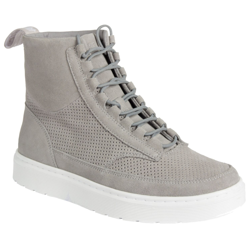 Kamar 8 Eye Boot Mid Grey $299.00
