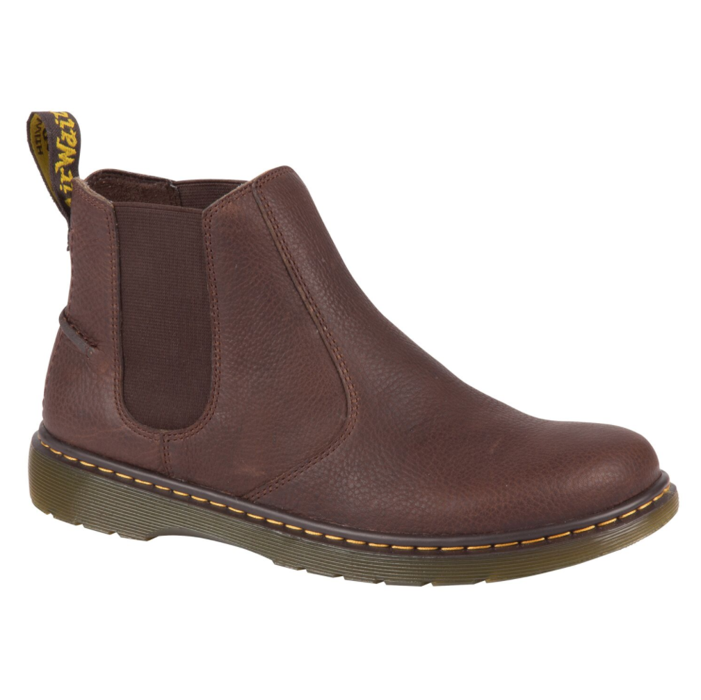 Lyme Chelsea Boot - Dark Brown Grizzly $269.00