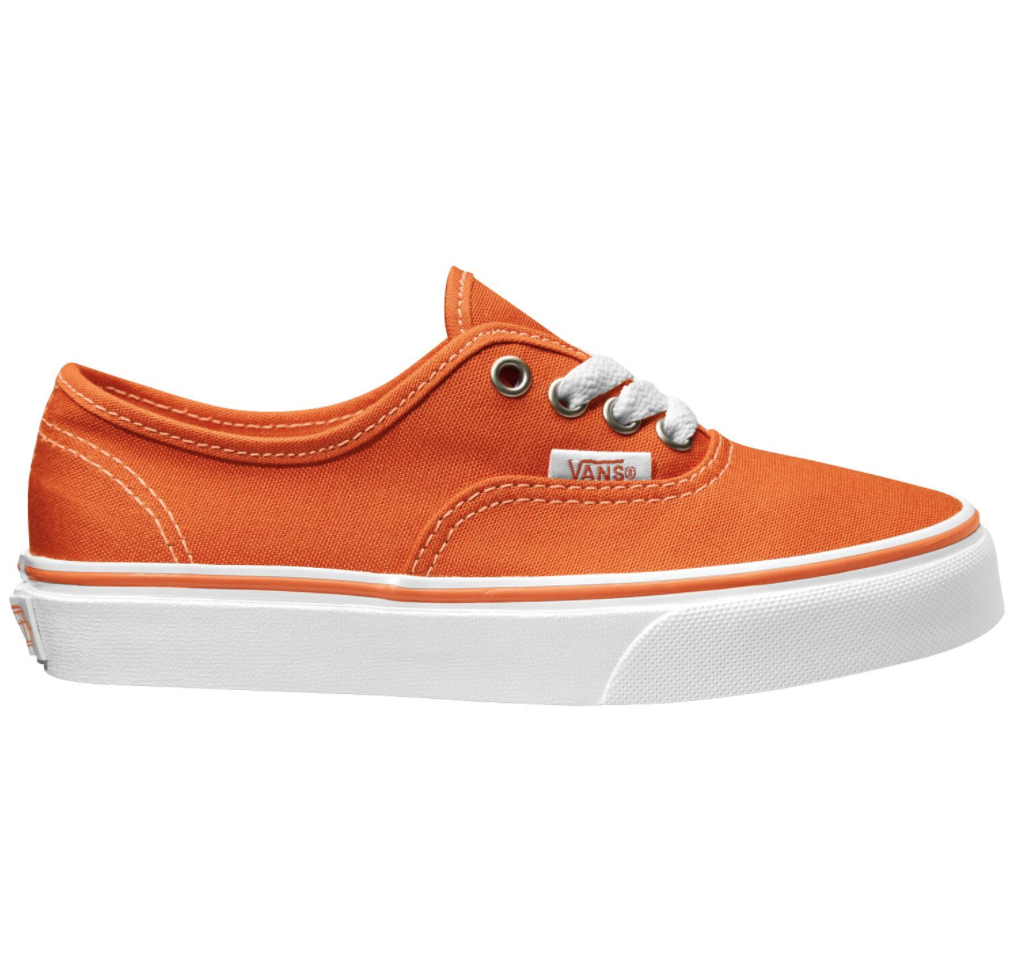 Vans Authentic Canvas - Harvest Pumpkin $79.90