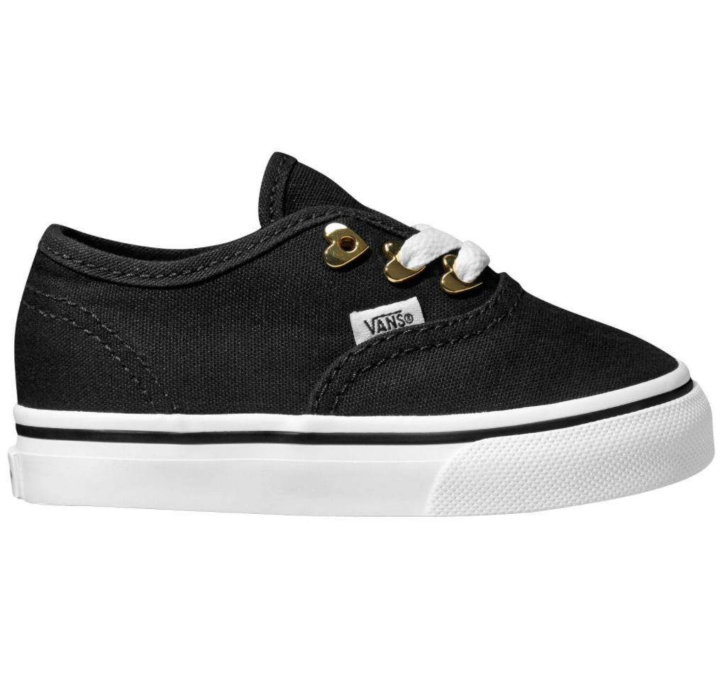 Vans Authentic Toddler Hearts Eyelet $79.90