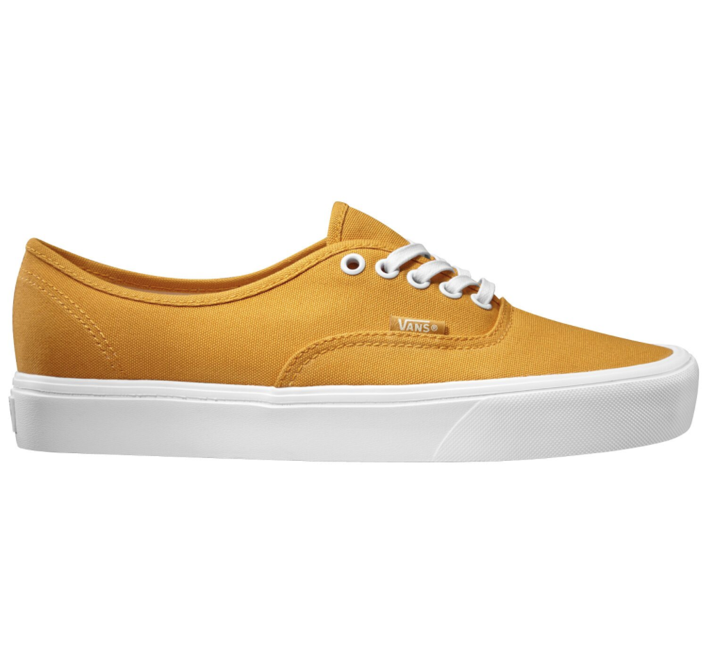 Vans Authentic Lite Golden Yellow $149.90