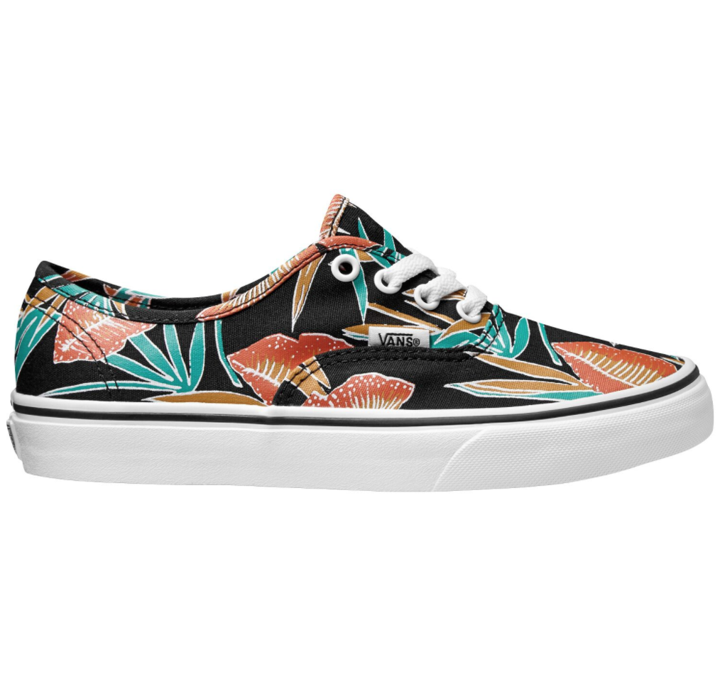 Vans Authentic Tropical Leaves $129.90