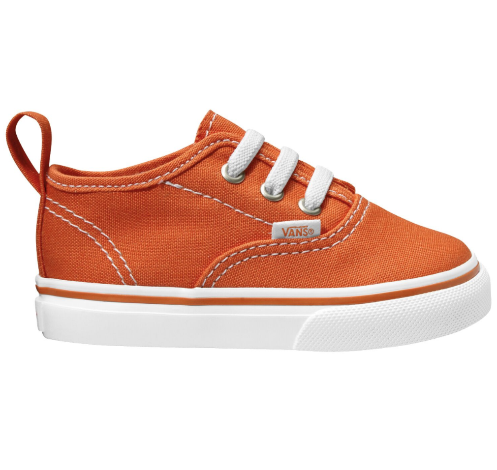 Vans Authentic V Lace Canvas - Harvest Pumpkin $69.90