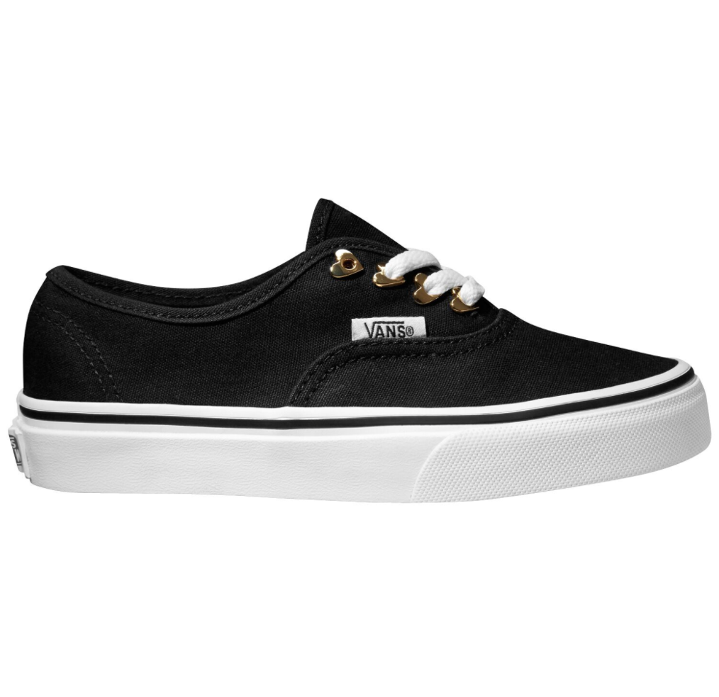 Vans Authentic Youth Eyelet Hearts $89.90