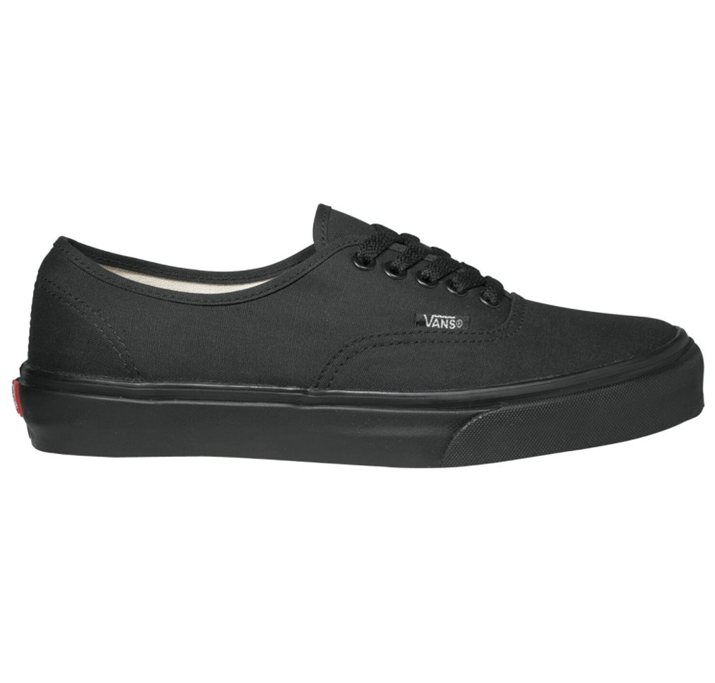 Vans Authentic Black $99.90