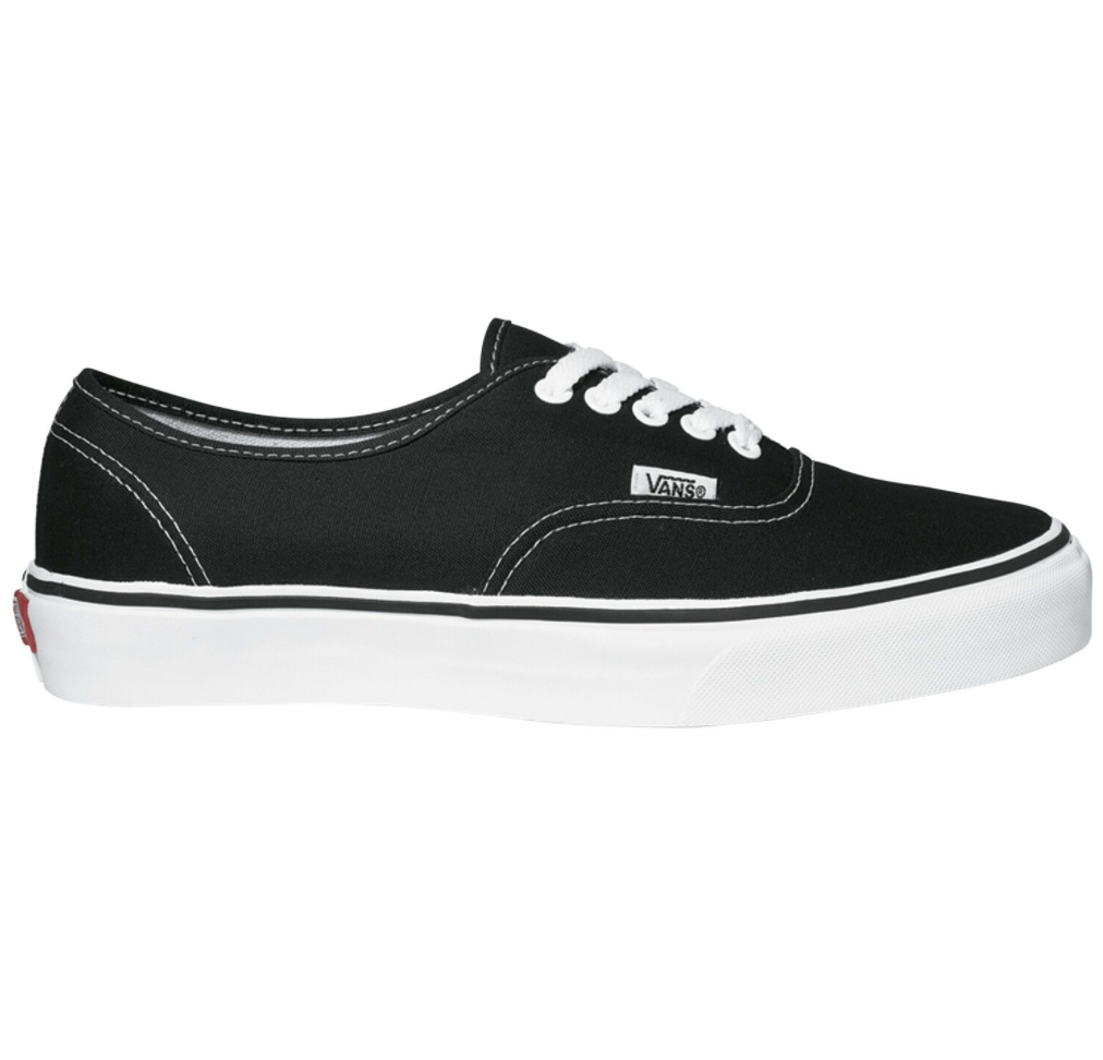 Vans Authentic Black and White $99.90
