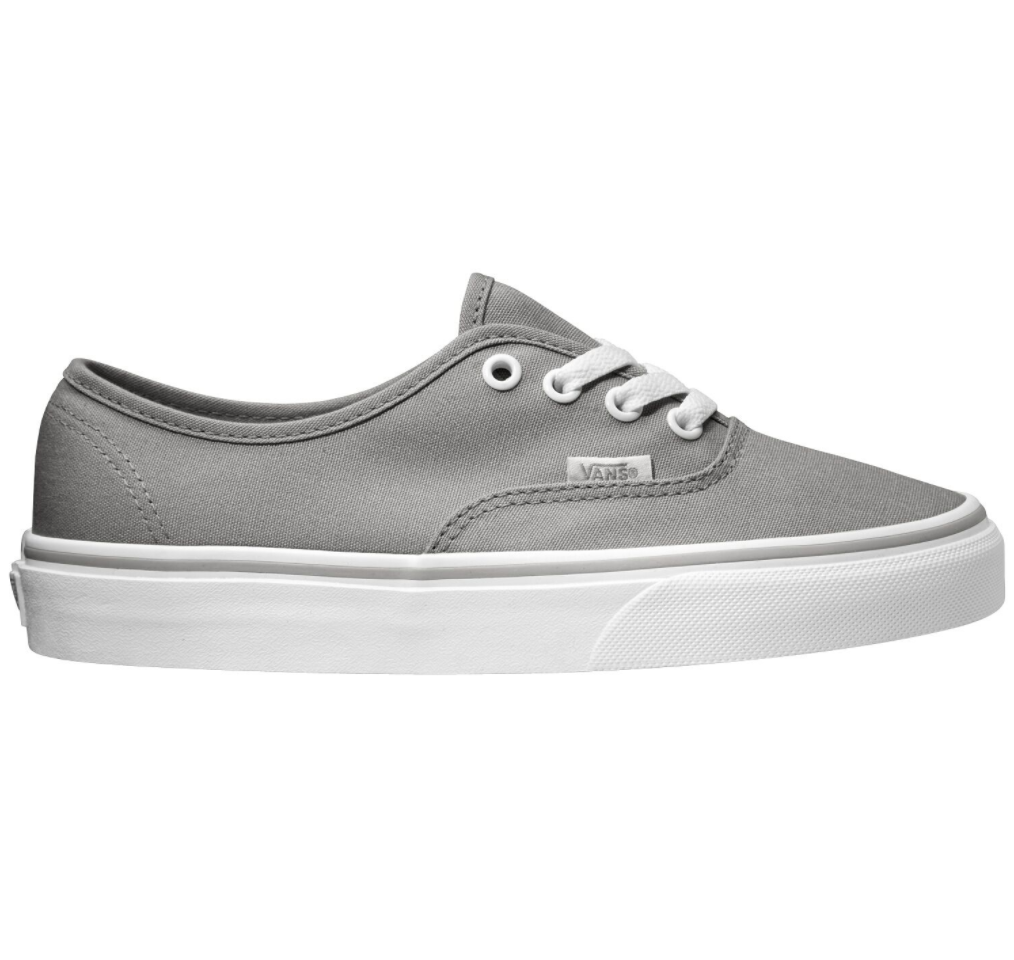Vans Authentic Drizzle and White $109.90