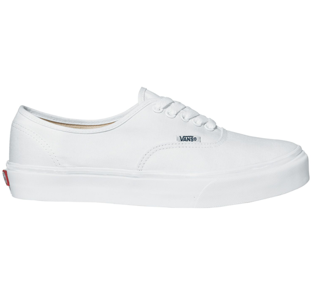 Vans Authentic True White $99.90