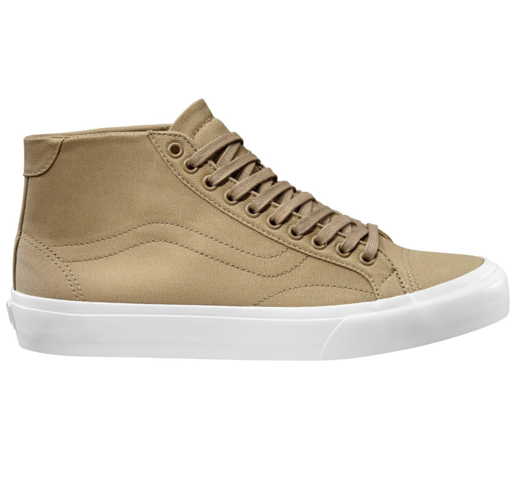 Vans Court Mid Canvas Cornstalk $139.90