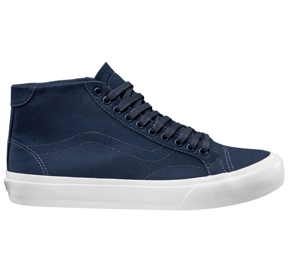 Vans Court Mid Canvas $139.90