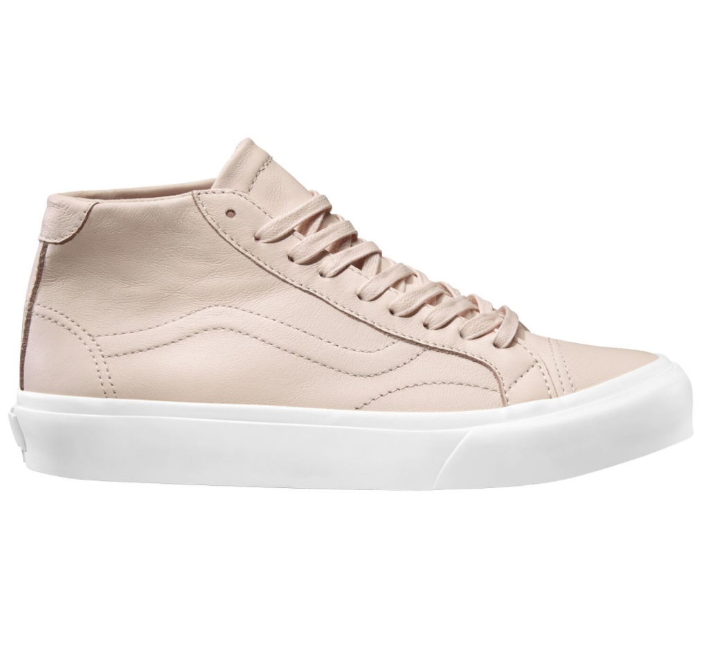 Vans Court Mid DX Leather Delicacy $199.90