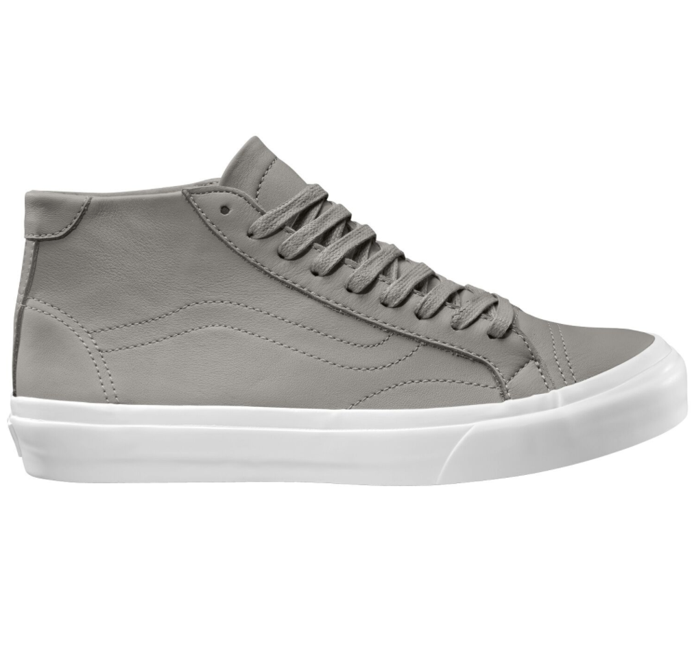 Vans Court Mid DX Leather Drizzle $199.90
