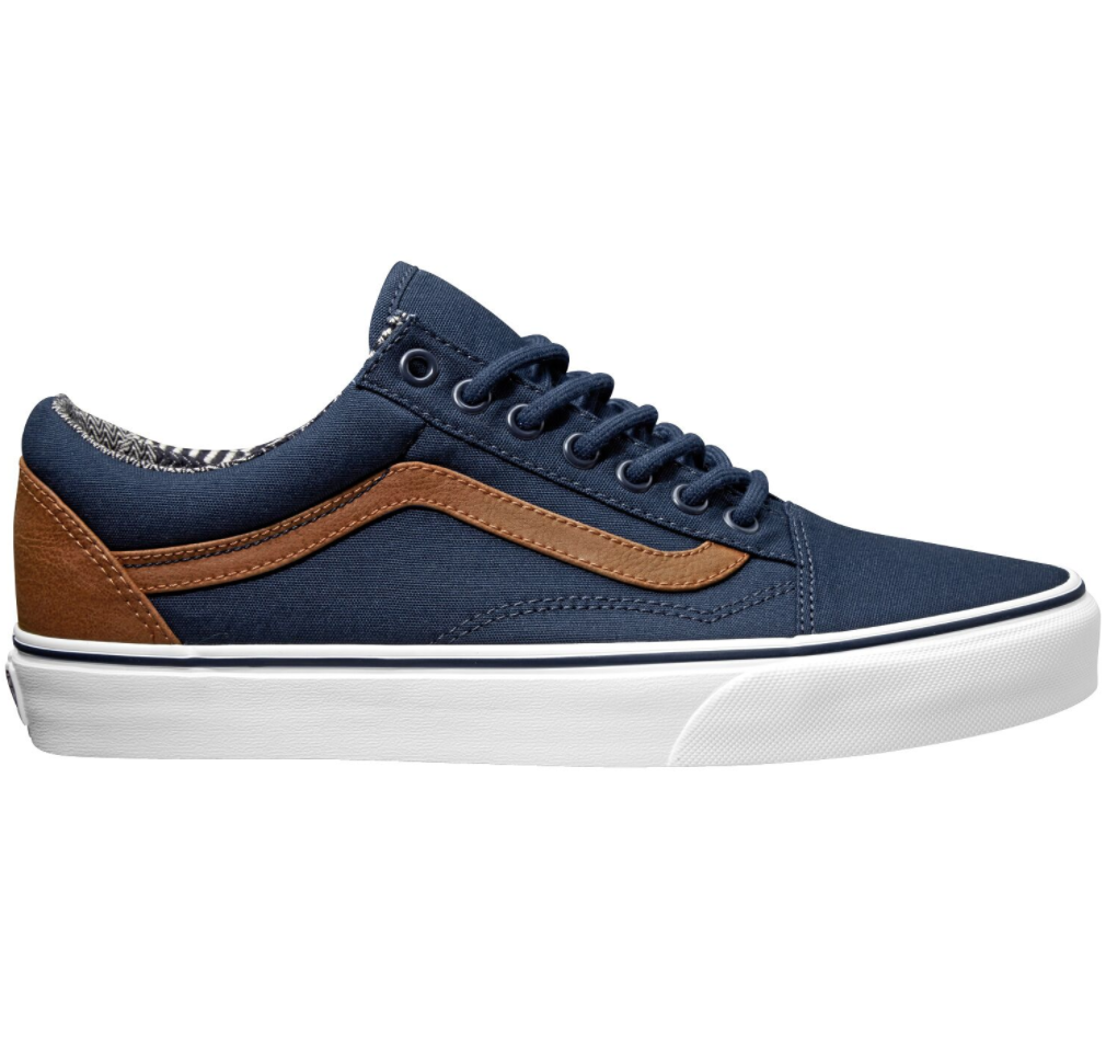 Vans Old Skool C&L Material Mix $149.90