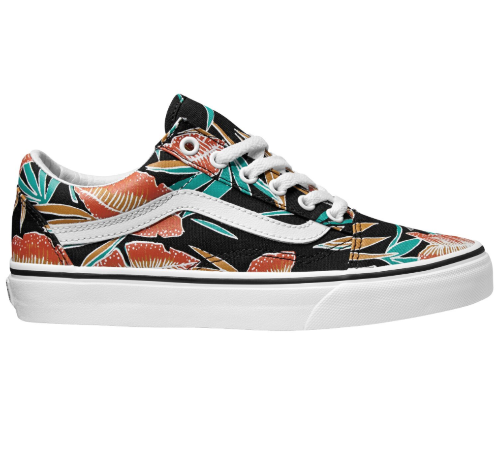 Vans Old Skool Tropical Leaves $149.90