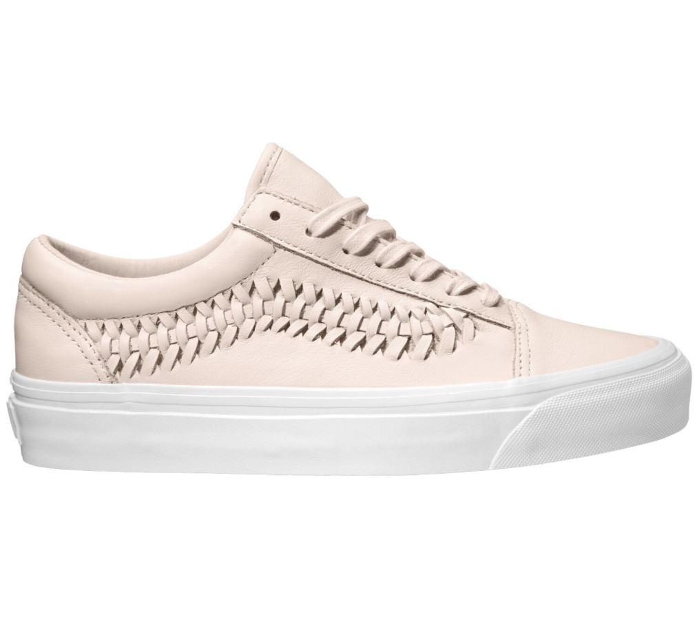Vans Old Skool Weave DX Leather Delicacy $279.90
