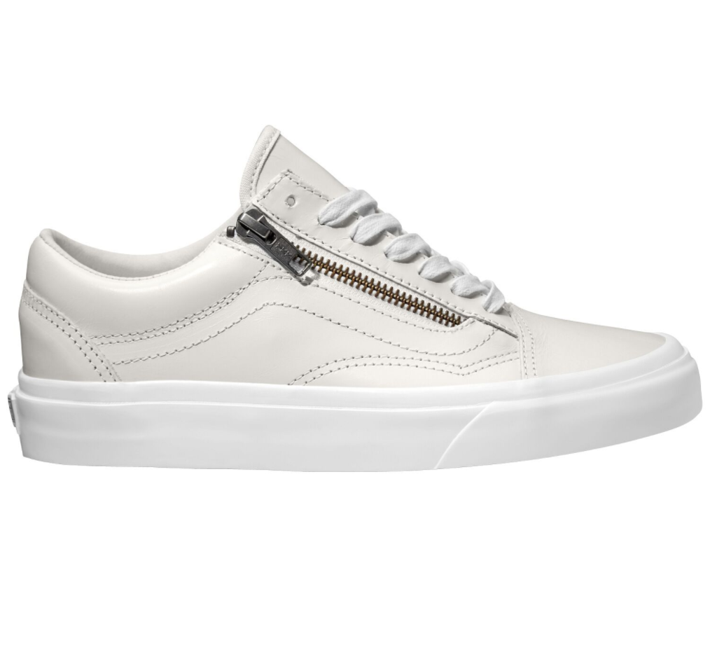 Vans Old Skool Zip DX Smooth Leather $199.90