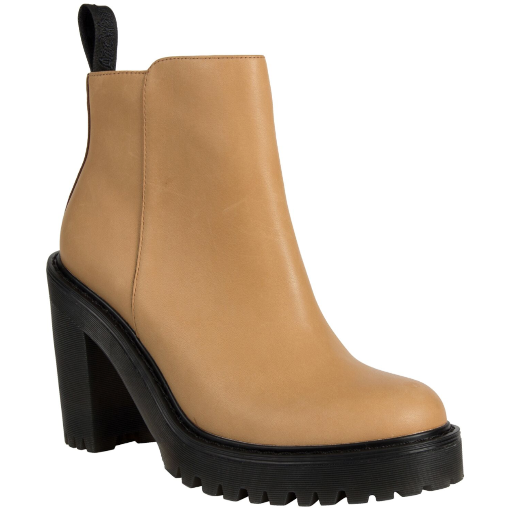 Magdalena Ankle Zip Boot $299.00
