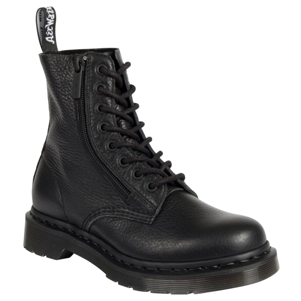 Pascal 8 Eye Zip Up Boot $399.00