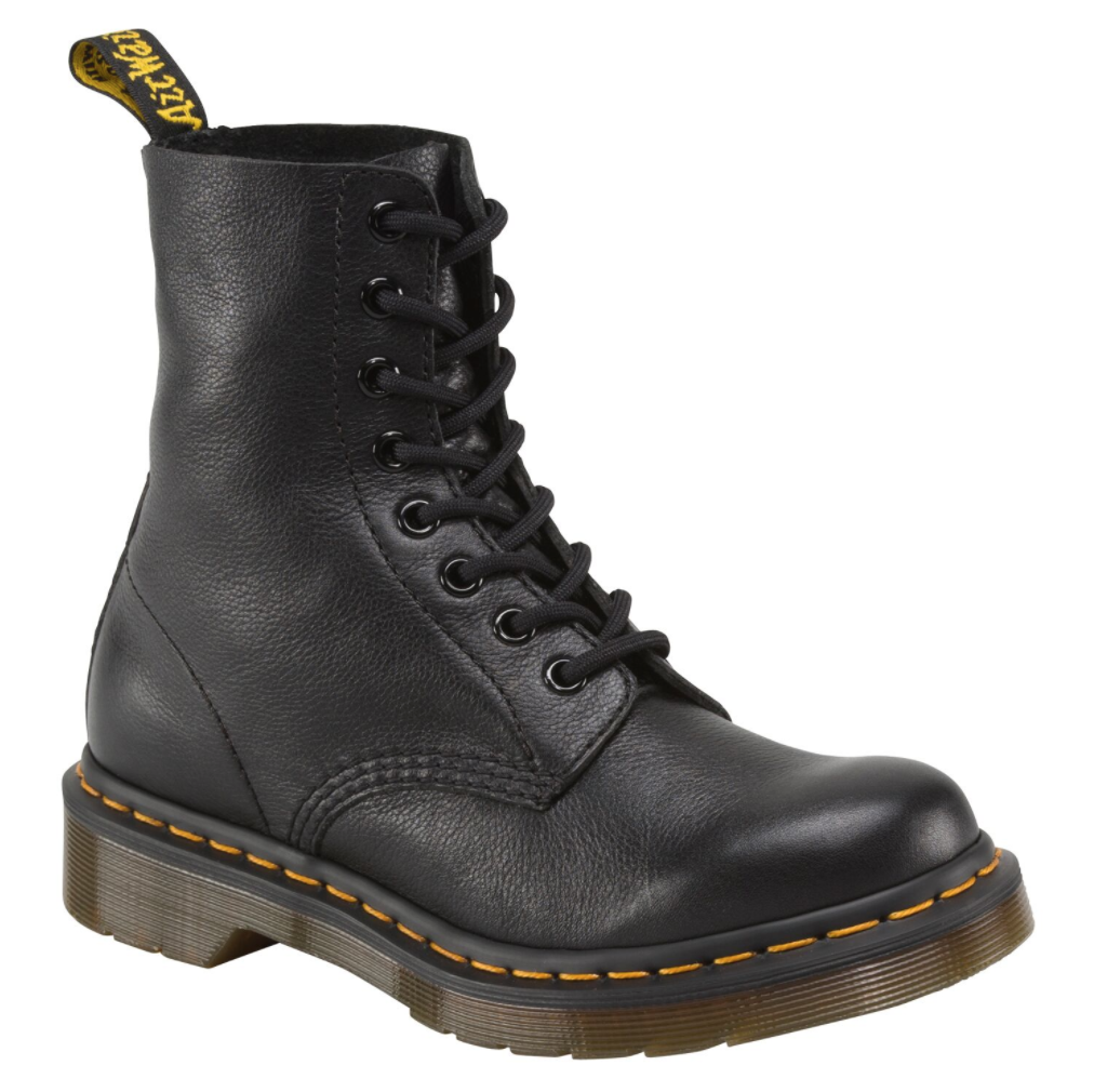 Pascal 8 Eye Boot Black Virginia $319.00