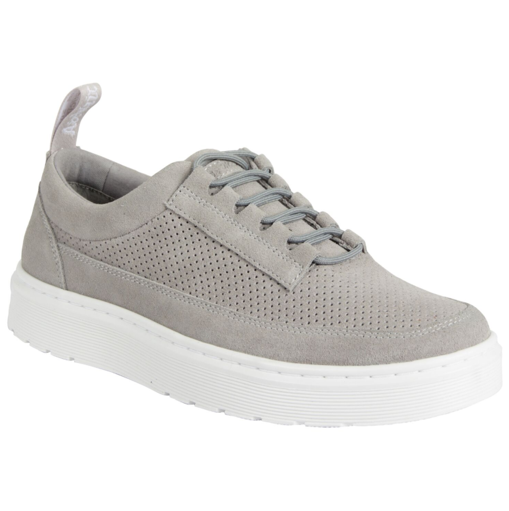 Reuban 5 Eye - Mid Grey $279.00