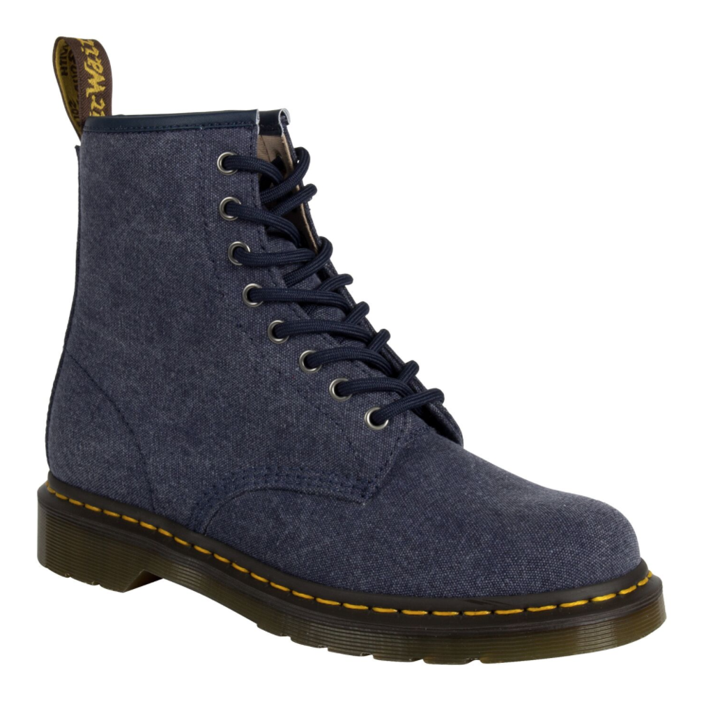1460 8 Eye Boot - Indigo $279.00