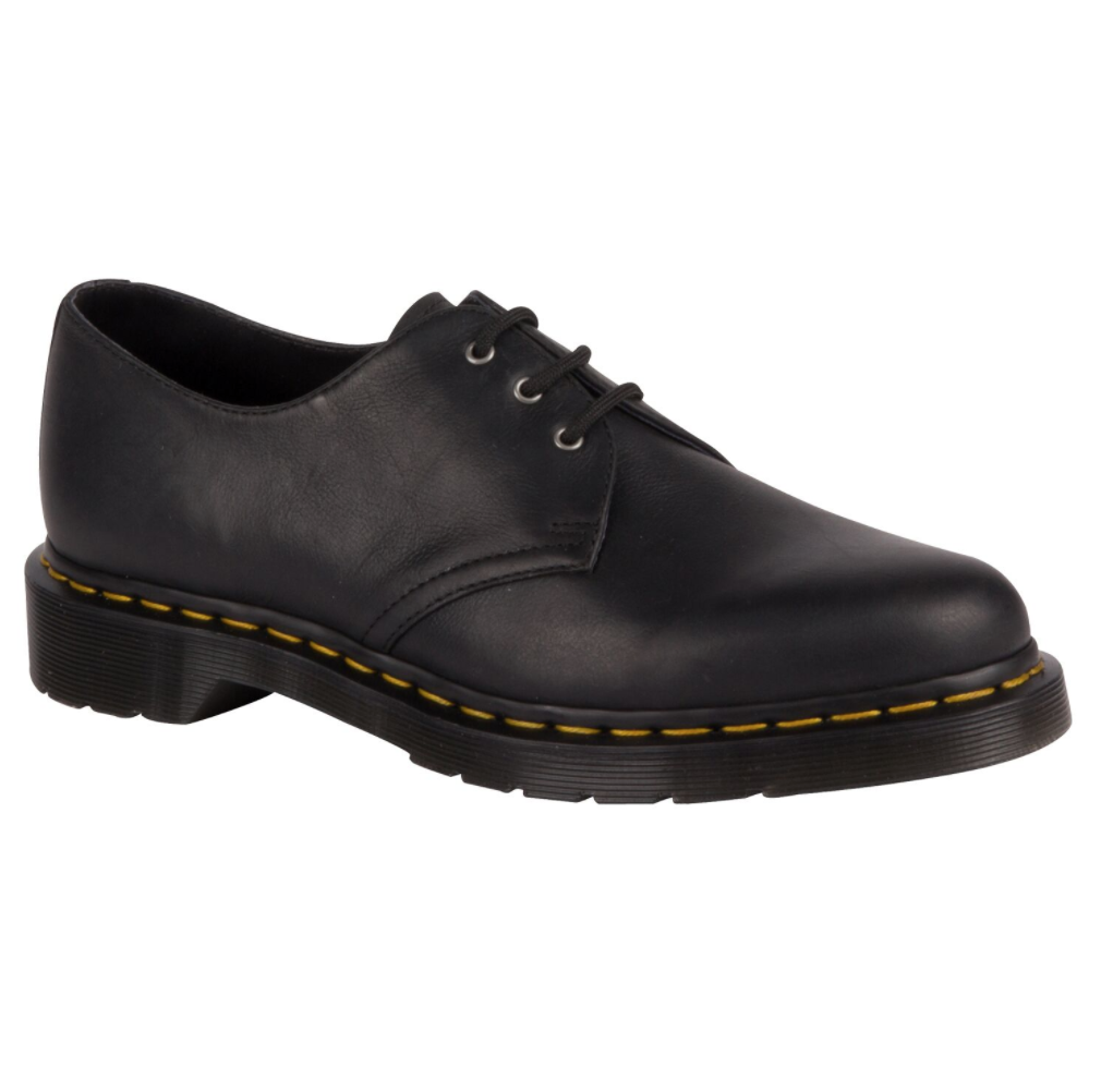 1461 3 Eye Shoe Black Carpathian -$299.00