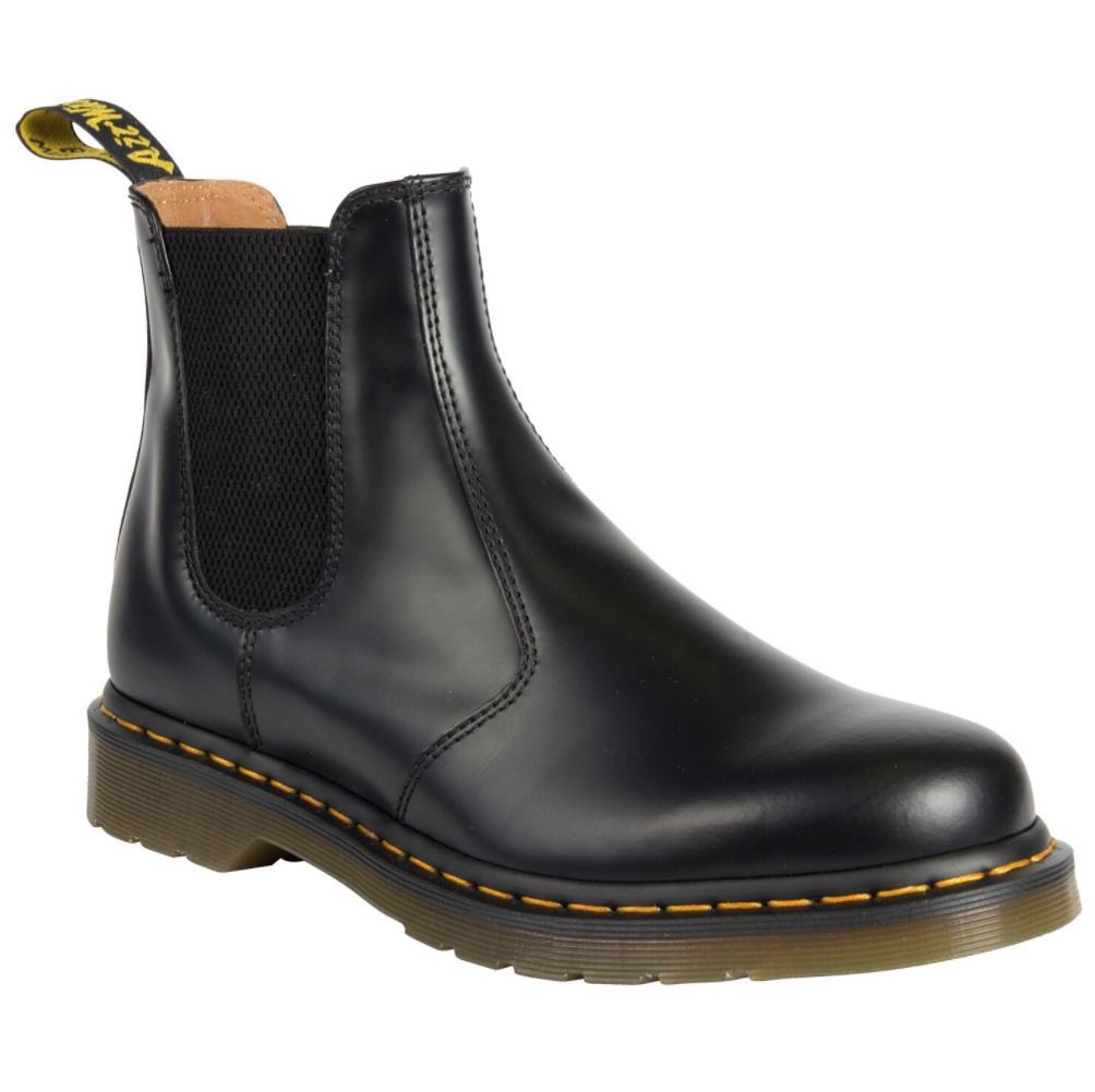 Smooth Black Chelsea Boot $349.00