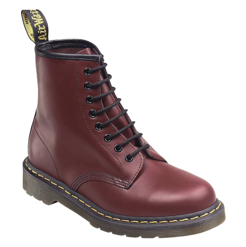 1460 8 Eye Boot Cherry Red $299.00